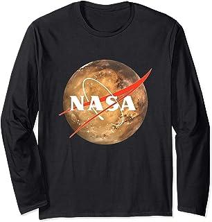 NASA Mars Maglia a Manica