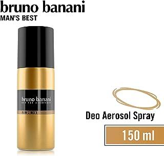 bruno banani Man's Best dezodorant w sprayu dla mężczyzn, 150 ml