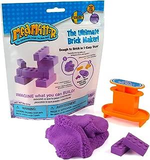 MAD MATTR Relevant Play The Ultimate Brick Maker (Purple, 2oz)