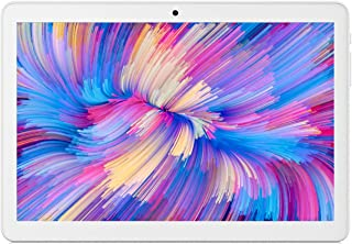 Tablet 10 inch Android Tablets, Google Certified, 16GB Storage with SD Card Slot and Dual Camera, Dual Band 5GHz/2.4GHz Wi...