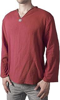 fccdd60041b Amazon.es: ropa hippie - Camisas / Camisetas, polos y camisas: Ropa