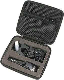 Khanka Hard Travel Case For Panasonic ER-GP80 K Professional Hair Clipper