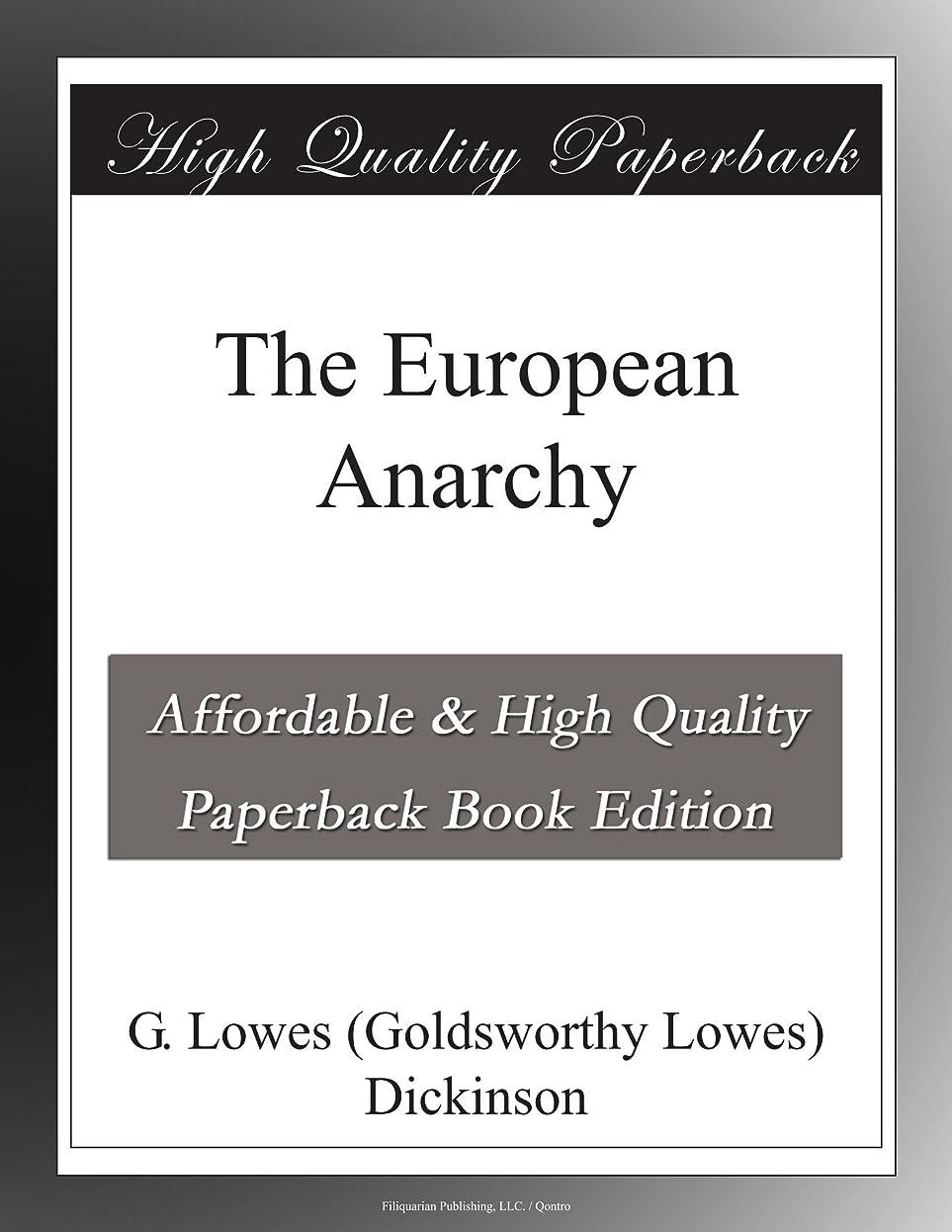 貢献する人形ポーチThe European Anarchy