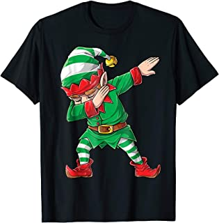 dabbing elf shirt
