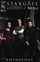 Stargate Atlantis Stargate Universe Anthology 2018 #1 Photo Cover