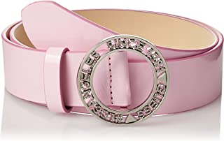 GUESS Women's Logo Buckle Belt Accessories