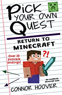 Pick Your Own Quest: Return to Minecraft (Volume 3)