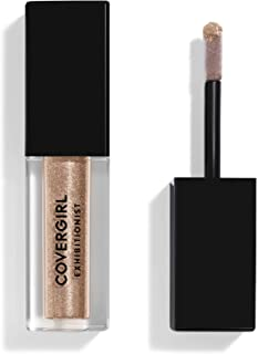 Covergirl Exhibitionist Liquid Glitter Eyeshadow, La Vie En Rose