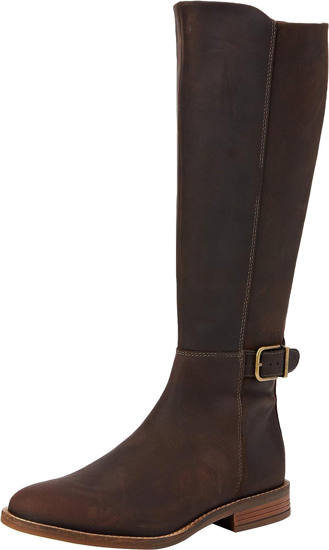 Clarks Women's Camzin Branch Knee High Boot