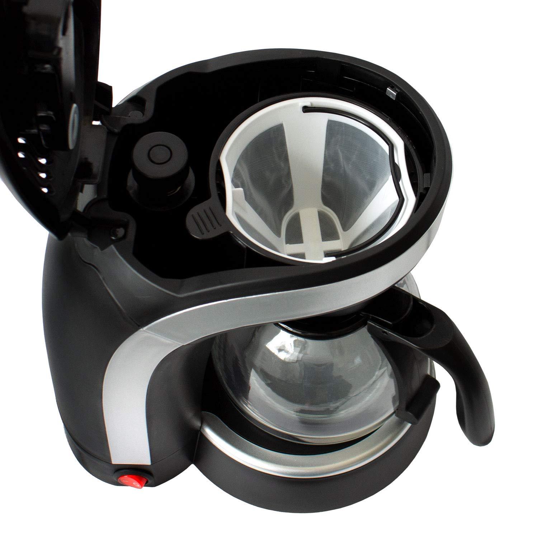 Cafetera eléctrica para 6 Tazas para conectar al Encendedor de ...