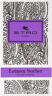 Etro Etro Lemon Sorbet Eau De Toilette Spray 100 Ml/3.3 Ounce, 0.2 Ounce