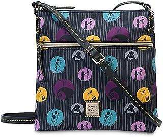 Disney Dooney & Bourke Nightmare Before Christmas Crossbody Letter Carrier Bag