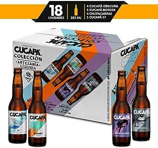 Colección Cucapá 18 pack de 355 ML C/U