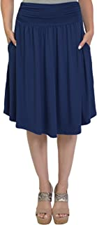 Stretch is Comfort Women's Pocket Skirt