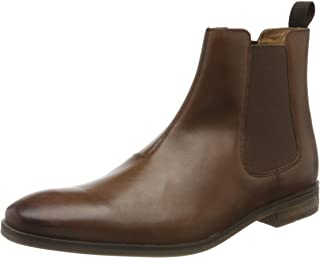 Clarks Stanford Top, Bottes Chelsea Homme