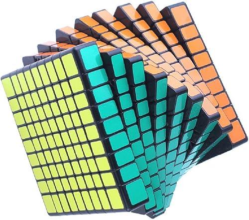 18 Farben 2X2x2 bis11x11x11 Puzzle Würfel Magischer Würfel P gogisches Spielzeug