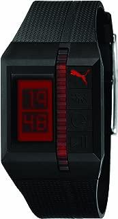 Puma Unisex Dial Plastic Band Watch - PU910511001