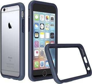iPhone 6s Case - RhinoShield [CrashGuard 2.0] Bumper [11 Ft Drop Tested] No Bulk [ShockSpread Technology] Thin Lightweight Protection - Slim Rugged Cover - Also fits iPhone 6 - [Dark Blue] by RhinoShield