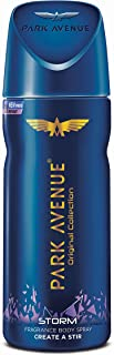 Park Avenue Storm Deo For Men, 150ml