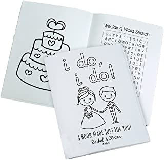 Best personalized wedding coloring book Reviews