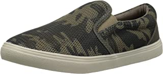 The Children's Place Boys' Camo Street Sneaker