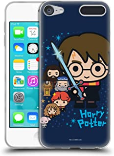 Official Harry Potter Characters Deathly Hallows I Soft Gel Case Compatible for Touch 6th Gen/Touch 7th Gen