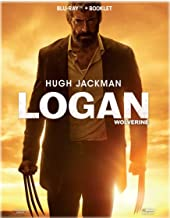 LOGAN Wolverine (BLU-RAY + Black & White Photo BOOKLET) Audio & Subtitles: English, Spanish & Portuguese - IMPORT