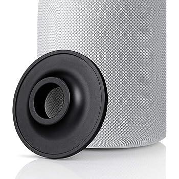 Grau Handmade in Germany WildTech Pad f/ür Apple HomePod Untersetzer Oberfl/ächenschutz aus echtem Filz