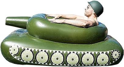 Juguete hinchable para piscina, colchoneta, canasta de agua inbuilt, tanque de agua con pulverizador, sillón flotador, accesorio para piscina, colchón de aire para piscina (155 x 111 x 60 cm)