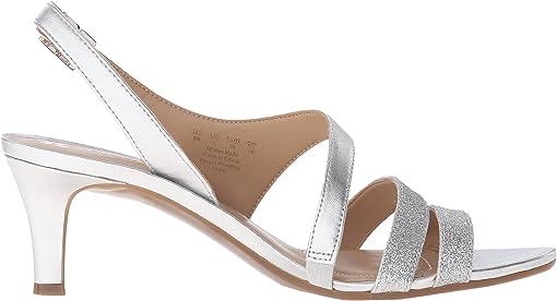 Silver Pearlized/Glitter