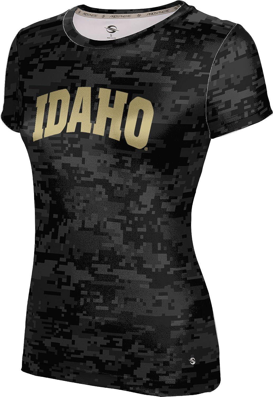ProSphere University of Idaho Girls' Performance T-Shirt (Digi Camo)