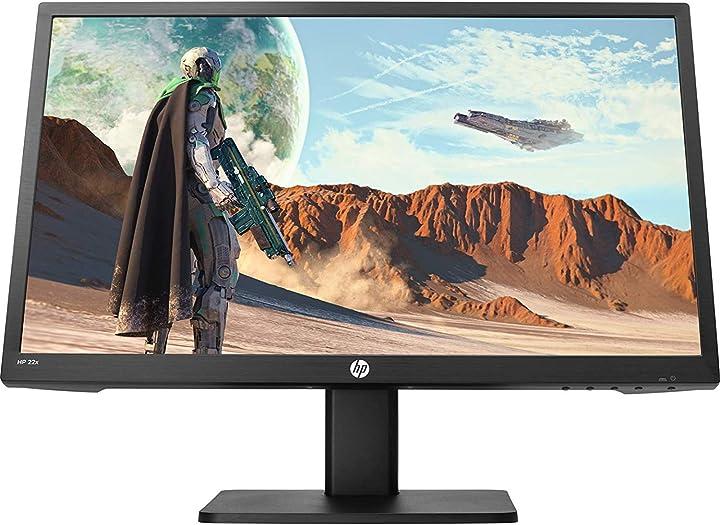 Monitor pc 22 pollici hp - gaming 22x monitor tn 6ML40AA#ABA