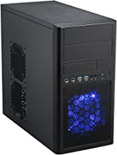 Rosewill Micro-ATX Mini Tower Computer Case with Dual USB 3.0, Dual Fans and 12.5-Inch..