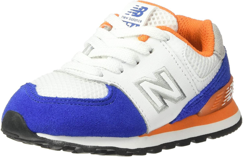| New Balance Kids' 574 V1 Summer Sport Lace-up Sneaker | Shoes