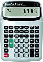 $59 » Calculated Industries 43430 Qualifier Plus IIIfx Desktop PRO Real Estate Mortgage Finance Calculator | Clearly-Labeled Key...
