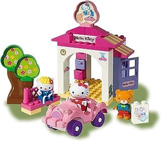 Androni Autolavaggio Hello Kitty Unicoplus Construction Blocks - 3 Years and Above