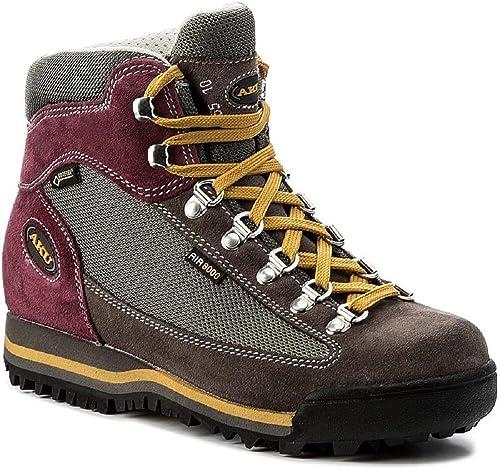 AKU , Chaussures de randonnée Montantes pour Femme gris gris Magenta