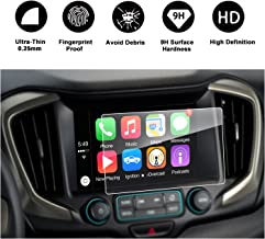 2018 GMC Terrain INTELLILINK Car Navigation,GMC Infotaintment System RUIYA HD Clear TEMPERED GLASS Screen Protective Film (8-Inch) - coolthings.us