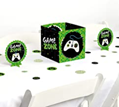 Big Dot of Happiness Game Zone - Pixel Video Game Party or Birthday Party Centerpiece and Table Decoration Kit
