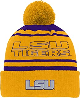 NCAA Teen-Boys Reflective Cuff Knit Hat