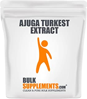 BulkSupplements Ajuga Turkest Extract Powder (500 Grams) 1000 Servings