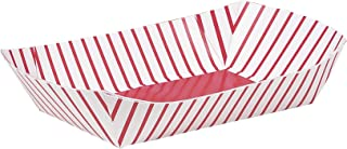 Unique Paper Snack Tray Disposable Tray