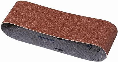 Set de 3 Piezas 0 W para el lijado en seco de maderas y pinturas grano 100 Dewalt DT3316-QZ DT3316-QZ-Banda de lija 100x560mm 0 V