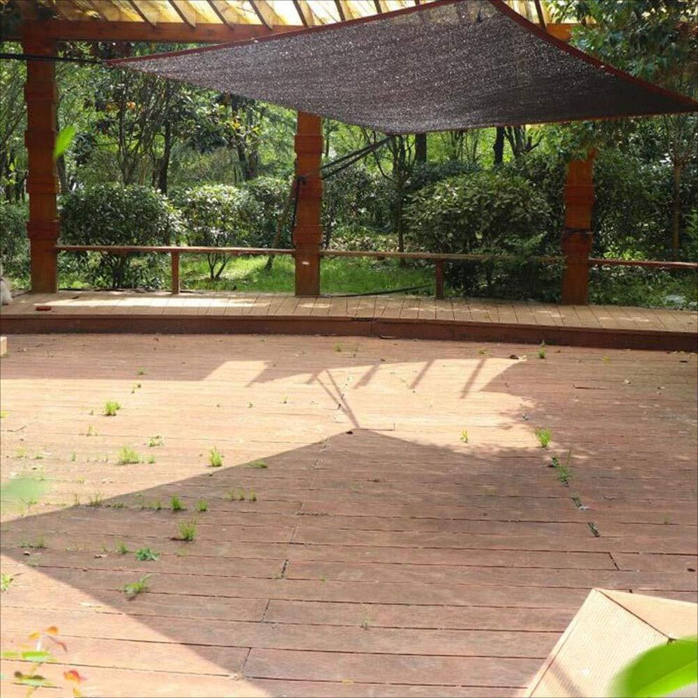 XUERUI - Toldo para Sombra de Sol con Arandelas de Tela para ...