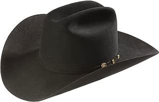 Stetson Men's 100X El Presidente Fur Felt Western Hat - Sf00480740.Pres-R