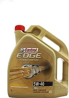 Castrol Edge Titanium FST 5W-40 Turbo Diesel 5L