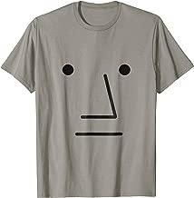 NPC Meme Shirt - Gray Face