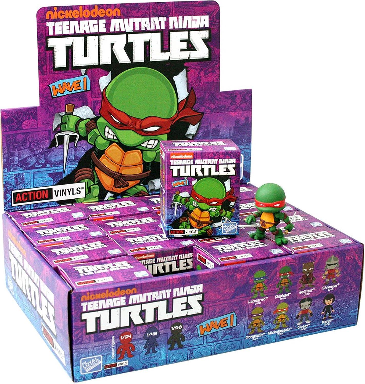 Teenage Mutant Ninja Turtles Loyal Subjects 3 Inch Vinyl Figure Series 1 BOX [16 Packs]