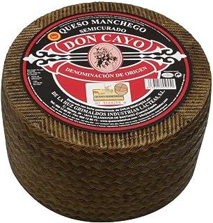 comprar comparacion Don Cayo Queso Manchego Semicurado Grande - 3300 gr