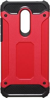 Back Cover For Xiaomi Redmi 5 Plus, Red Black